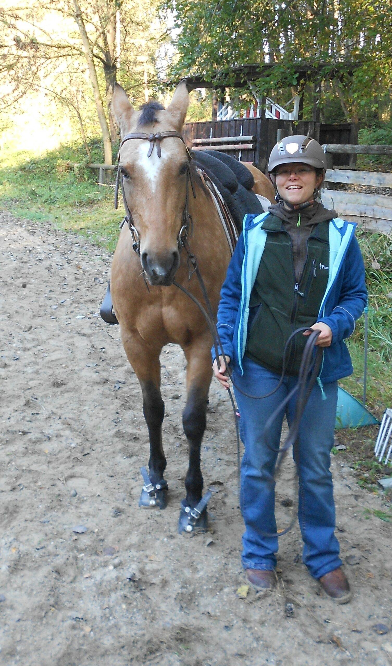 Gammel Katrin mit Diamont
