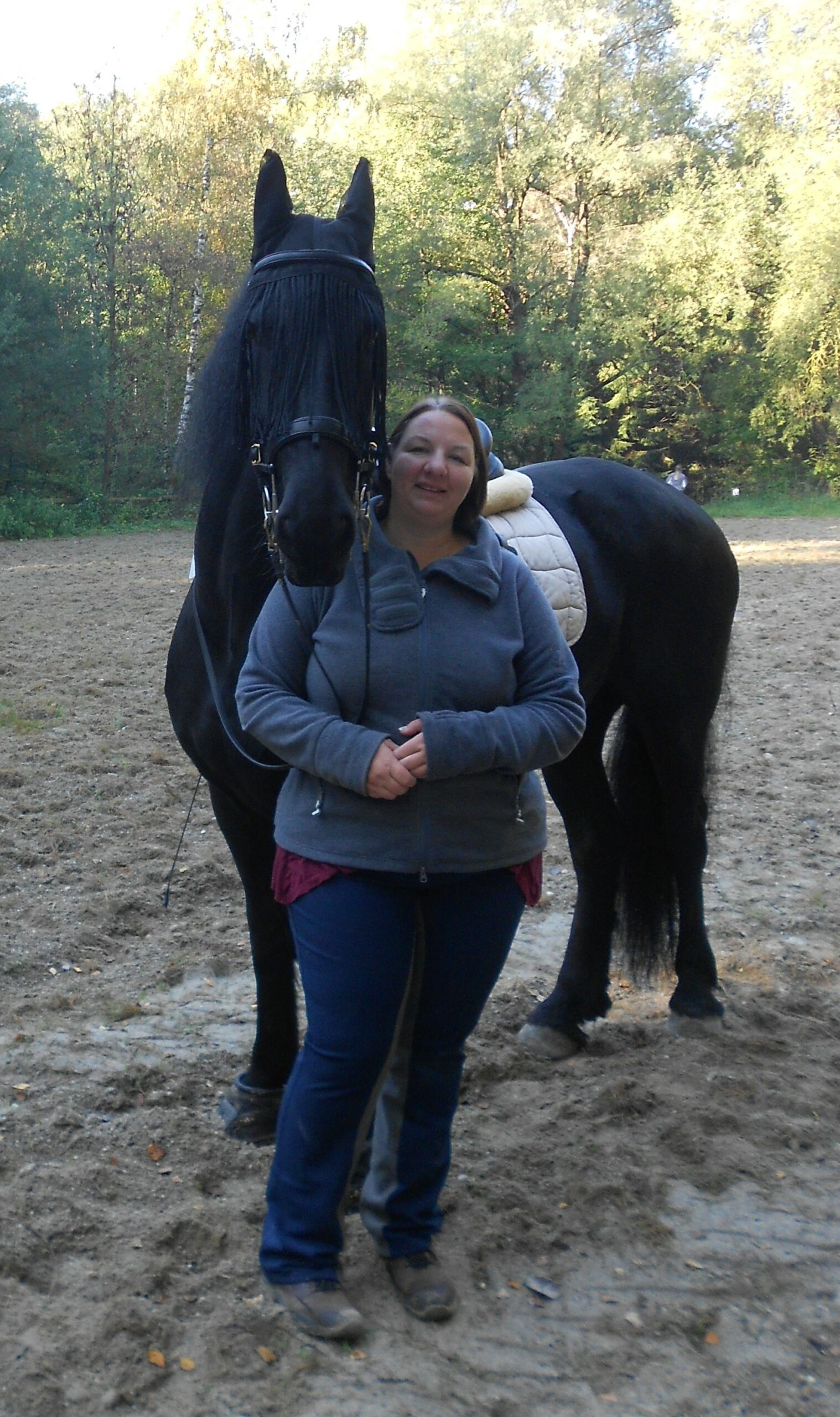 Holzner Barbara mit Jary